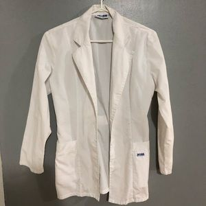 Tops - (2 for 25$) Size small lab coat
